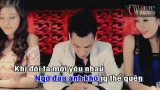 Người cô đơn karaoke ( only beat )