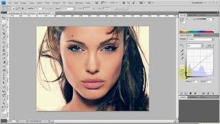 Cross Processing Effect Tutorial - Photoshop CS4