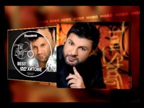 TONI STORARO - CD Taka me zapomni (TV commercial spot)