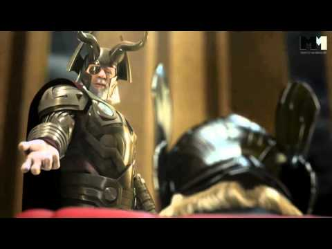Thor : God of Thunder | Prologue trailer (2011)