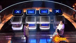 Jagapathi Babu's Ko Ante Koti – 1 Crore Game Show on 11-04-2012 (Apr-11) Gemini TV
