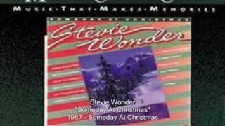 Stevie Wonder – Someday At Christmas