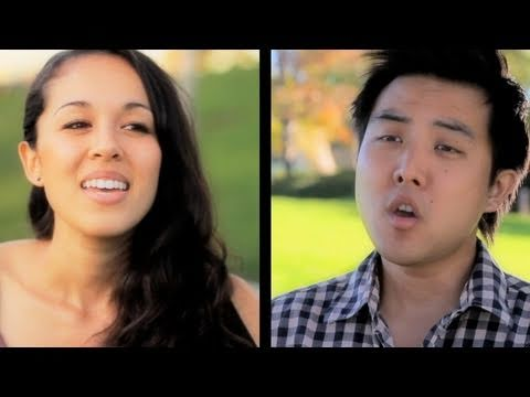 Kina Grannis and David Choi - The Way You Are - Music Video