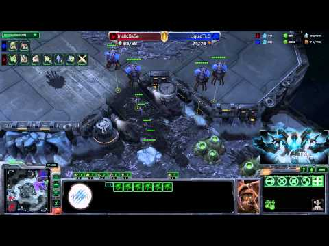 [TKL#119] TLO (Z) vs SaSe (P) (Co-cast Sulice) - Starcraft 2 Replay [FR]