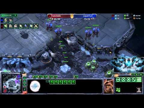 [TKL#119] TLO (Z) vs SaSe (P) (Co-cast Sulice) - Starcraft 2 Replay [FR]