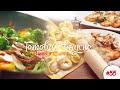 Фрагмент с начала видео Рецепт салата на праздник - Французская любовница 10 из 10ти