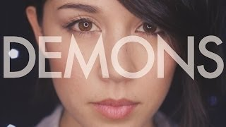 """Demons"" - Imagine Dragons - Tyler Ward & Kina Grannis Cover - Music Video"