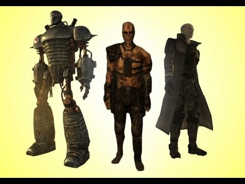 Fallout New Vegas Montages: The Return of Jerry McGhoulBerry