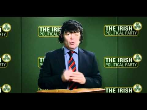 The Eleventh Hour Nineteenth Minute: The Irish Political Party