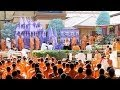 Guruhari Darshan 5 May 2014, Sarangpur, India