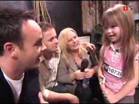 Connie Talbot  audition BGT 2007