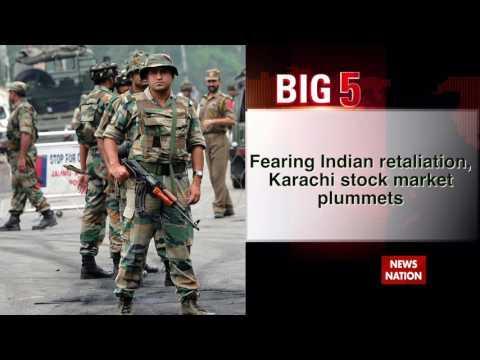 Big 5: Fearing Indian retaliation, Karachi stock market plummets