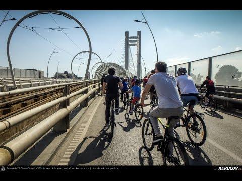 VIDEOCLIP Vrem un oras pentru oameni! - 1 - marsul biciclistilor, Bucuresti, 23 aprilie 2016 [VIDEO]