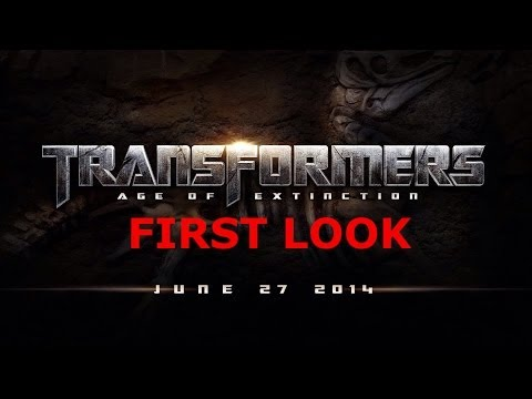Transformers 4 Age Of Extinction First Look