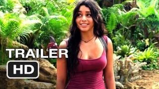 Journey 2: The Mysterious Island Official Trailer - Dwayne Johnson, Vanessa Hudgens (2012) HD