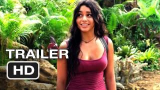 Journey 2: The Mysterious Island Official Trailer - Dwayne Johnson, Vanessa Hudgens (2012) HD