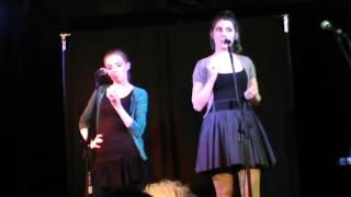 Zaczynam kabaret - Kabaret Krzesełko - Psiapsiółki (dziewczyny tak mają)