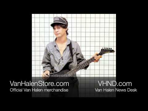 "Van Halen ""Ripley"" Unreleased Song 1984"