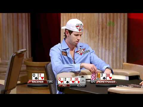 2011 National Heads-Up Poker Championship Episode 2 & 3 HD