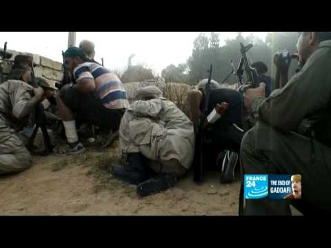 The Tripoli Brigade (part 1): anti-Gaddafi forces enter Tripoli