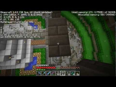 Etho MindCrack SMP - Episode 60: Storage Construction