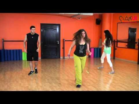 فيديو رقصة الزومبا 1