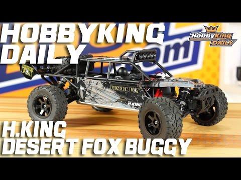Desert Fox Buggy - HobbyKing Daily - UCkNMDHVq-_6aJEh2uRBbRmw