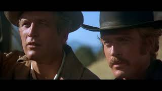 BUTCH CASSIDY AND THE SUNDANCE KID THRILLER TRAILER