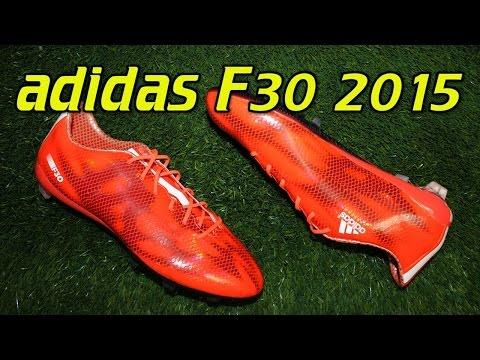 Adidas F30 2015 Solar Red - Review + On Feet - vujojosh