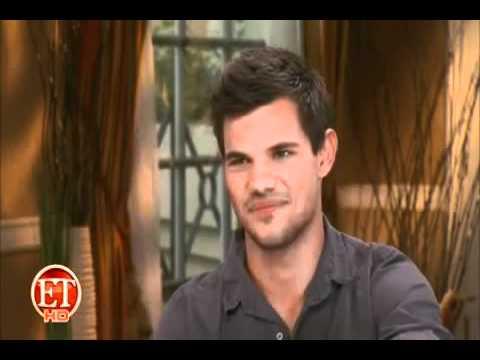 Interview de Kristen Stewart, Robert Pattinson, Taylor Lautner pour ET (partie 1) VOSTFR
