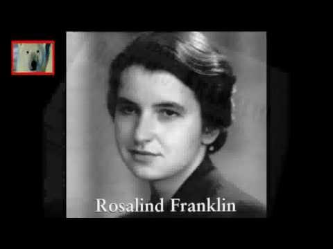 ROSALIND FRANKLIN la donna che scoprì la struttura del DNA