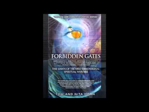 Dr. Hildy: Tom Horn on Forbidden Gates and Artificial Biology