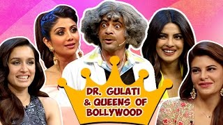 Dr. Gulati and Bollywood Queens   Best Indian Comedy  The Kapil Sharma Show