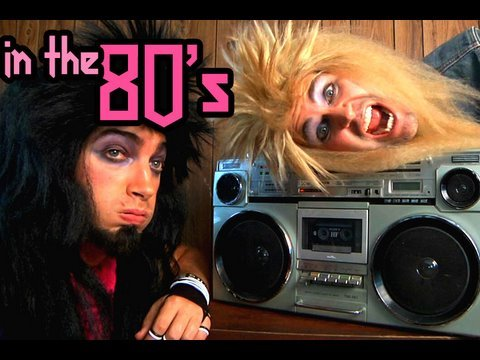 In The 80-s - Music Video