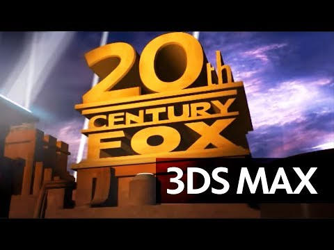 3D Max: 20th Century Fox Intro