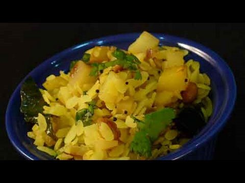 Poha - Indian Recipe