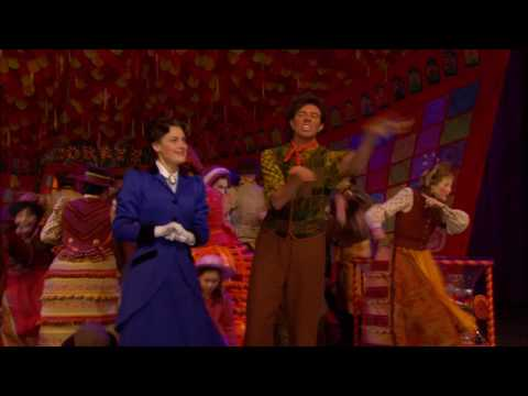 Supercalifragilisticexpialidocious! from MARY POPPINS on Broadway