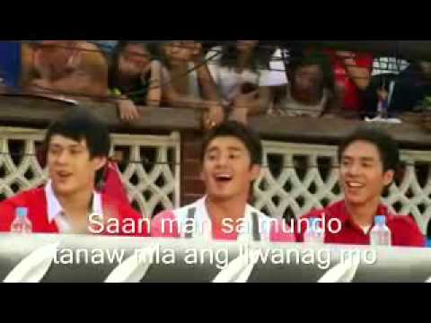 Ngayong Pasko Magniningning Ang Pilipino (with lyrics) ABS-CBN Christmas Station ID 2010