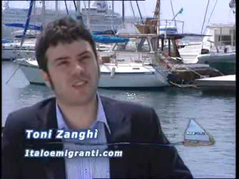 ItaloEmigranti.com a TG Neapolis Rai3
