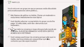 Respostas do Quiz Habbo