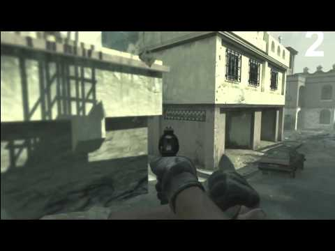 MW3 Glitches - 3 Top Amazing Spots On BAKAARA, Episode 5