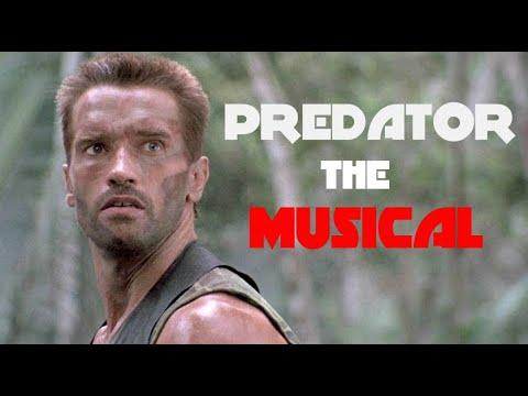 Predator: The Musical (The Final Schwarzenegger Musical?)