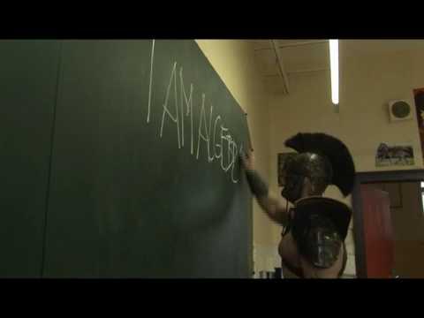 Scary Math Teacher!