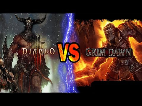 Grim Dawn VS Diablo 3 ROS -- An Honest In-Depth Look – [ Comparison Video ] - UCfPZwC1M4rKdu0OE3XZlGrw