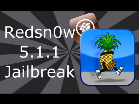 Jailbreak 5.1.1 Firmware For iPhone 4S, 4, 3GS, iPad 3, 2, 1, iPod Touch 4 & 3