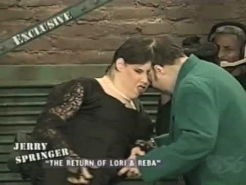 Lori and Reba Schappell on Jerry Springer - Part 2 of 6