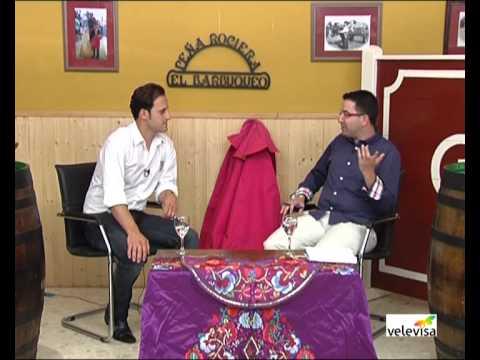 Entrevista a Rafa Garcel en El Redondel  (1 parte)  (Por José Daniel Rojo en Velevisa Tv)