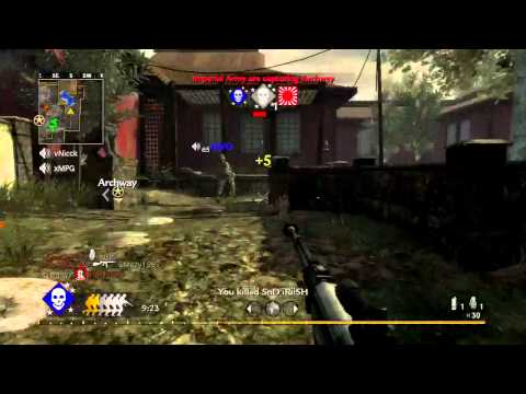 My Sickest WaW NoScope!