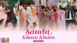Making Of Sauda Khara Khara - Good Newwz