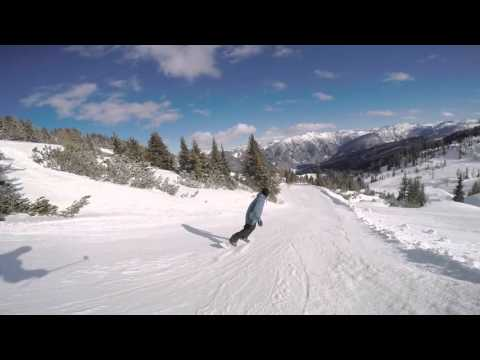GoPro Line of the Winter: Michi Graf - Flachauwinkl, Austria 03.07.16 - Snow